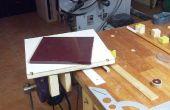 Draaitafeltje draaitafel - Cheapo & super makkelijk te maken.