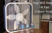 Hoe maak je een zelfgemaakte DIY Air Conditioner
