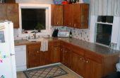 Het remodelleren van uw keuken