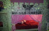 Legend of Zelda, Hyrule kasteel Bed.
