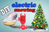 How to Make DIY Electric sneeuwt kerstboom