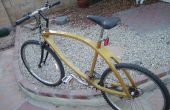 Bent Plywood Bicycle