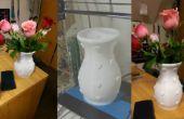 3D afgedrukt Valentine's Day Heart vaas