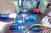 ARDUINO UNO + TB6560 Stepper motor stuurprogramma