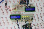 Infraroodtemperatuur draadloze transmissie alarmsysteem met Arduino