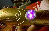 Sci Fi stijl Arm stuk met veelkleurige knipperende LED.
