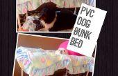 Bunk Bed van de hond van de PVC