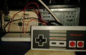 Convertir controle NES retro een USB