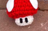 Haak Mario Mushroom