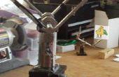 Stappenmotor + Arduino Solar Tracker (EV)