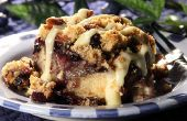 Kaneel Blueberry Crumble