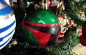 Kerstdekoratie | Boba Fett van Star Wars