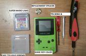 Game Boy Color vervangen spreker