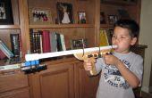 Gemakkelijk Nerf Blaaspistool voor held vaders