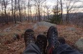 De perfecte wandeling: Volgen de weg van de Backpacker