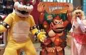 """Hoe maak je een Super Mario Bros: """"Bowser"""" kostuum"""