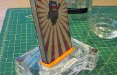 Maak een Griffin AirCurve Adapter voor iPhone 4 met Sugru
