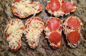 Persoonlijke pizza's