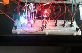 Hoe maak je een elektronisch slot met behulp van een Arduino UNO