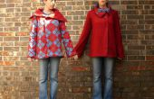 Ontwerp & Naai een Custom Fit omkeerbare jas