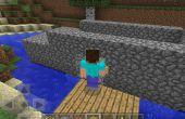 Minecraft Swamp Boat!