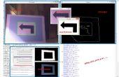 Object tracking door kleur met Python en openCV
