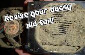 Voeg een temperatuur schakelaar aan uw stoffige oude Fan!