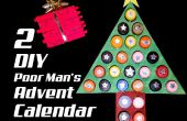 2 DIY Poor Man's adventkalender