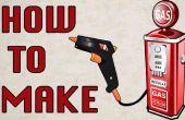 Hoe maak je een draagbare GAS aangedreven LIJMPISTOOL