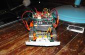 ARD-e: de robot met een Arduino als een brein