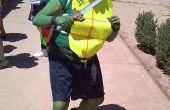 Gemakkelijk Ninja Turtle kostuum!