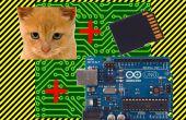Arduino kat Detector SD Card Logger