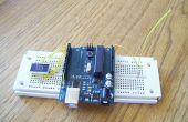Arduino EMF (elektromagnetische veld) Detector