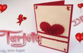 DIY / Valentijn kaart - Craft