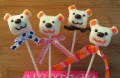 Hoe maak je een Valentine Marshmallow dragen Pop