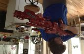 Integratie van het futuristisch geweer/nerf (en exterieur modding)