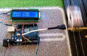 Arduino gebaseerde Chronometer voor elektrische auto race Tracks