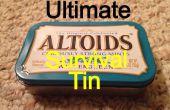 Ultieme Altoids Survival Tin
