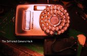 Een Camera hacken een infrarood \ Night Vision Camera