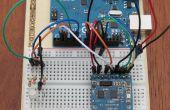 Controle LED lichte kleur via een Arduino en een iPhone over BLE