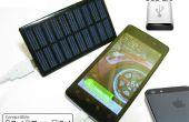 DIY zonne-telefoonlader ($5 batterij gratis - bijgewerkt!)