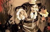 Jack-in-the-Box kostuum (Halloween 2011)