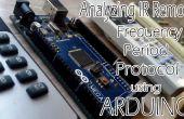Analyseren van elk willekeurig IR-protocol met alleen je Arduino board