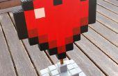 MineCraft hart (hout)