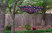 Paraplu Vogelhuis/waterbak