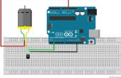 Controle van een DC-motor met Arduino en Visual Basic