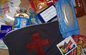 Eerste hulp Kit (met instructies voor het maken van een zak bekleed rits)