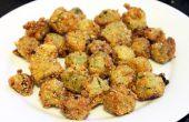 Perfect gebakken Okra recept