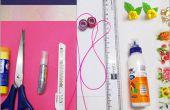 Handgemaakte cadeau-ideeën: How to Make DIY pop-up wenskaart verjaardag