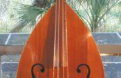 Bouwen van een bas-viool